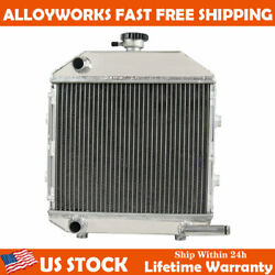 Oe Sba310100211 For Ford 1300 Tractor Aluminum Compact Radiator