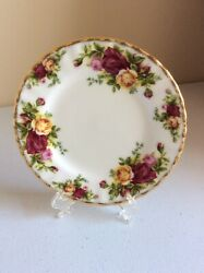 Royal Albert Old Country Roses, Bread And Butter Dish