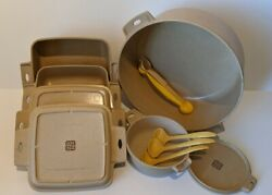 Littonware Microwave Cookware 12 Pc Lot