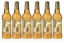 Jordan's Skinny Syrups Butter Toffee Sugar Free Coffee Flavoring Syrup 25.4 O...