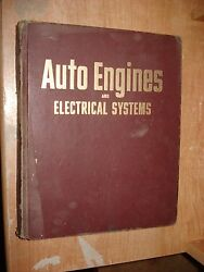 1970 Motors Engine And Electric System Manual Dodge Vette Mustang Chevy Service