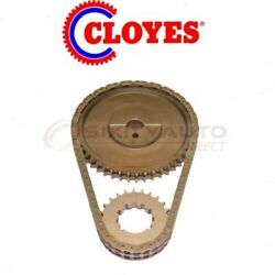 Cloyes Engine Timing Set For 1963-1971 Ford Galaxie 500 6.4l 7.0l V8 - Valve Is