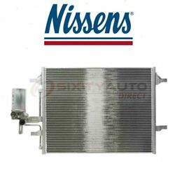 Nissens Front Ac Condenser For 2015 Volvo Xc70 2.0l L4 - Ac Air Conditioning Si