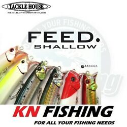 Tackle House Contact Feed Shallow 128mm 18.5g Shallow Runner Fishing Lure Japan