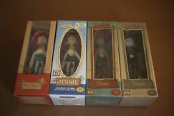 Toy Story Japan Discontinued Jessie 4set Limited Edition Life Size Figure New
