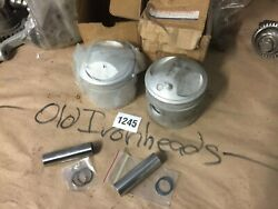 Midwest Motorcycle Supply 1200cc 70 Over Aluminum Pistons And Pins