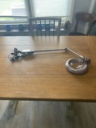 Vintage Dazor Floating Fixture Jewelers-magnifying-mid Century Lamp-rare