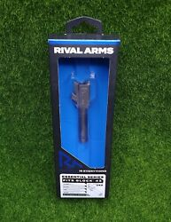 Rival Arms Barrel V2 Glock 43, 43x 9mm Luger Stainless Steel, Silver - Ra22g301d