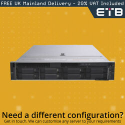 Dell Poweredge R740 1x8 3.5 Hard Drives - Build Your Own Server