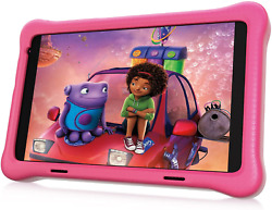 Happybe 8 Inch Kids Tablet Childrenandrsquos Tablets 8 Display 1080p Full Hd Quad