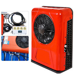 Universal Electric Power Ac Unit Fit All Trucks Driven Bus Trunk Air Conditioner