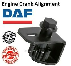Engine Crank Alignment For Daf Truck 35t Commercial Flywheel Heavy Duty 5632
