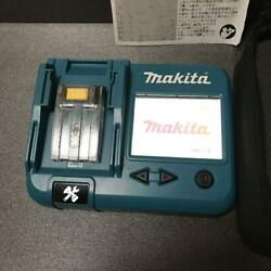 Makita Battery Checker Portable Btc04 With Box Rare Made In Japan Used