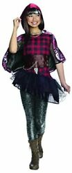 Ever After High Cerise Hood Deluxe Costume, Child's Medium, One Color, Size