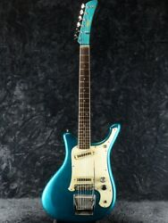 Yamaha 1968 Sg-2a -candy Blue- Candy Blue Electric Guitar Used