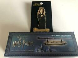 Harry Potter Usj Limited Mini Wand Collection Pin Badge Hermione Japan