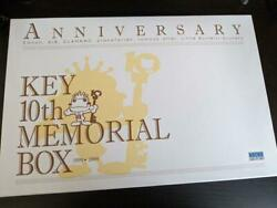 Key 10th Memorial Box Kanon Air Pc Clannad Little Busters Tomoyo After [c]