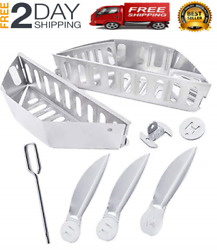 New Replacement Parts For Weber Charcoal Grills, Master Touch Series