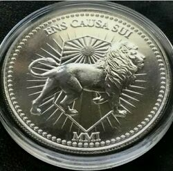 John Wick Series - Continental Coin 1 Oz .999 Silver Limited Usa Made Bu Round