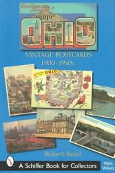 Ohio Vintage Postcards 1900-1960s Paperback By Reed Robert Brand New Fre...