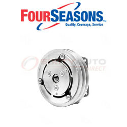 Four Seasons A/c Compressor Clutch Assembly For 1977-1982 Ford Granada 2.3l Uk