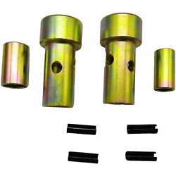 Adapter Bushing Kit Fit Cat. 1 Quick Hitch Replace For John Deere