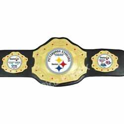 Pittsburgh Steelers Championship Belt Adult Size