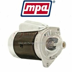 Mpa Starter Motor For 1977 Ford F-350 - Electrical Charging Starting Rl