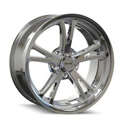 Cpp Ridler 606 Wheels, 20x10, 5x4.75, Chrome, Private Offer Two Wheel + Spinner