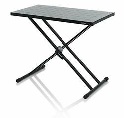 Gator Frameworks Utility Table Top And X Style Keyboard Stand Set 32 X 18 S...