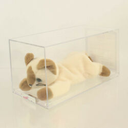Authenticated Ty Beanie Baby Prototype - Snip Black Whiskers Pax Tag 1/1