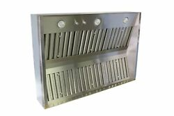 Trade-wind L7242-12 400 - 1200 Cfm 42w Outdoor Approved Insert - Stainless
