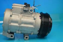 Ac Compressor For 07-14 Ford Fseries F150-f550 07-14 Expedition Navigator N68192