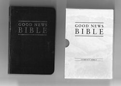 Good News Bible Good News Bibles Leather / Fine Binding Book The Fast Free