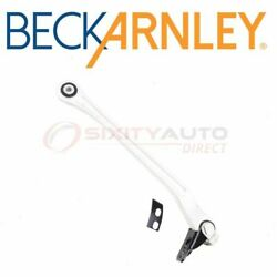 Beck Arnley Rear Left Upper Suspension Control Arm For 2007-2008 Uo
