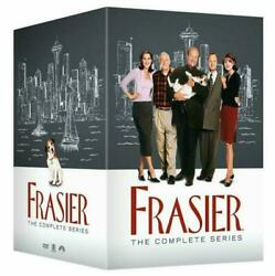 Frasier The Complete Series- 1-11 Dvd Box Set Free Shipping New.