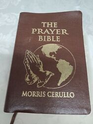 The Prayer Bible By Morris Cerullo