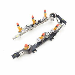 Fuel Distribution Rail For Nissan 370 From From34 3.7 V6 Vq37vhr Injector