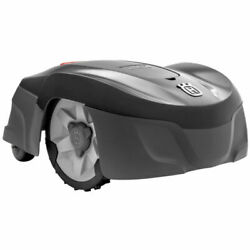 Husqvarna Automower 115h Robotic Lawn Mower With Installation Materials In Box