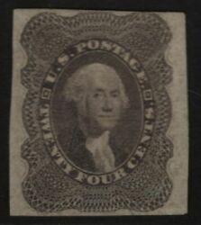 37p5 Mint Formerly Listed As 37c As On Pf Cert. Scv 1500 Lb 9/21