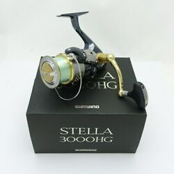 Shimano 10 Stella3000hg 02435 Except In Some Areas Scratches And Dirt