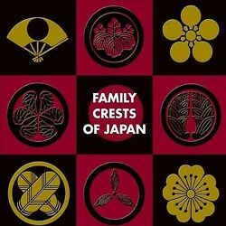 Family Crests Of Japan, Paperback, Brand New, Free Pandp In The Uk