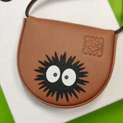 Sold Out Loewe Dust Bunny Heel Pouch Totoro My Neighbor Ming-10-00 Ghibli