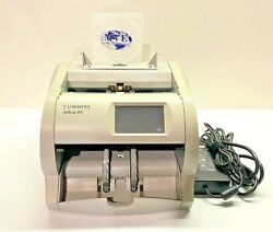 Cummins Allison 480-9011-00 I101 Jetscan Ifx Currency Counter W/ Adapter