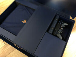 Pickup Only | Used Sony Ps4 Pro 500 Million Limited Edition And Wireless Headset