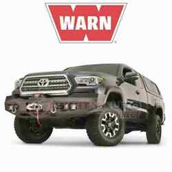Warn Bumper For 2016-2019 Toyota Tacoma - Body Uo