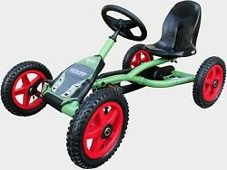 Berg Fendt Buddy Pedal Go-kart Kids Pedal Tractor For Outdoor Use