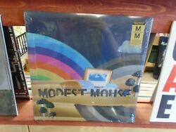Modest Mouse The Golden Casket 2x Lp New Blue And White Colored Vinyl