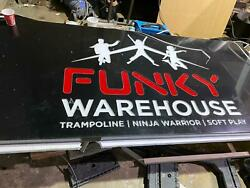 Full Fred Cut Led Light Sign For Shop And Business Free Design And Free Postage