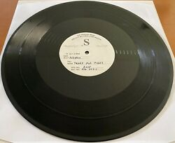 Tears For Fears Woman In Chains Rare Us Src 12 Test Pressing Single Promo Vinyl